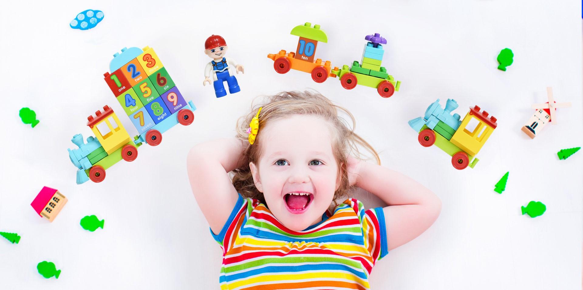 歡樂玩積木,激發無限想像力!