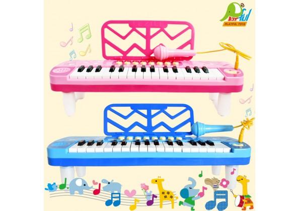 電子琴+麥克風