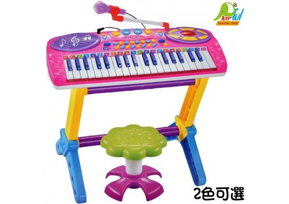 37鍵電子琴+麥克風