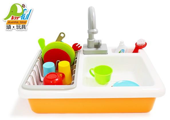 仿真電動洗碗槽