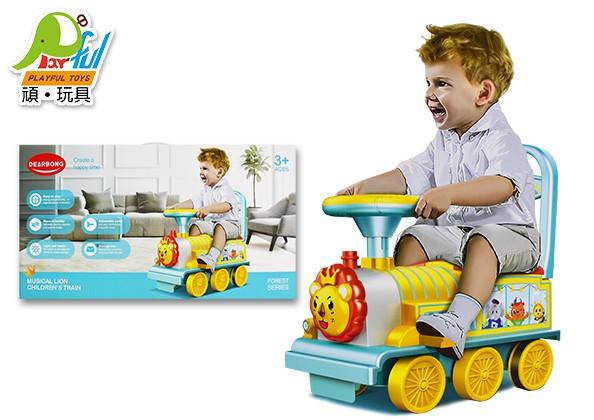 火車滑步車