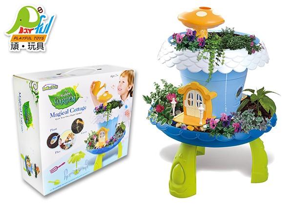 DIY花園小屋