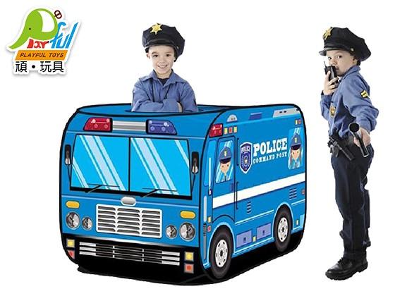 兒童警察球屋
