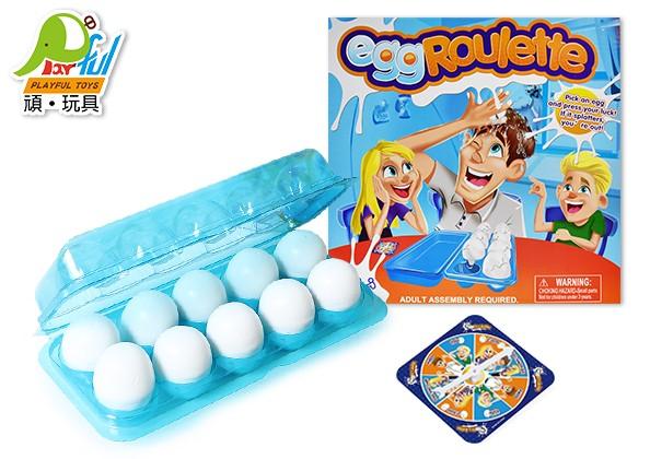 雞蛋輪盤遊戲