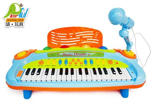 37鍵多功能電子琴