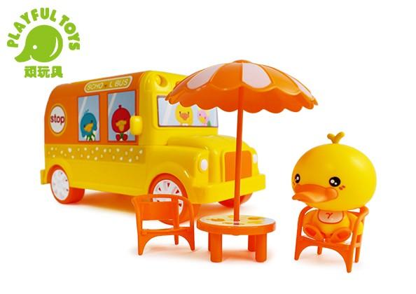 小鴨聲光巴士