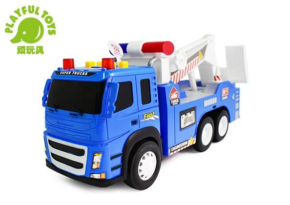 聲光道路救援車