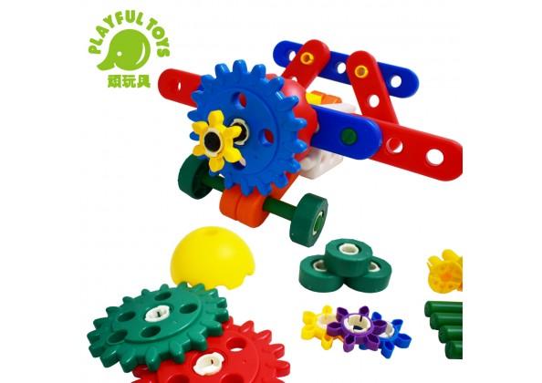 兒童工程積木