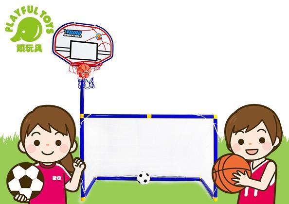 籃球足球運動組
