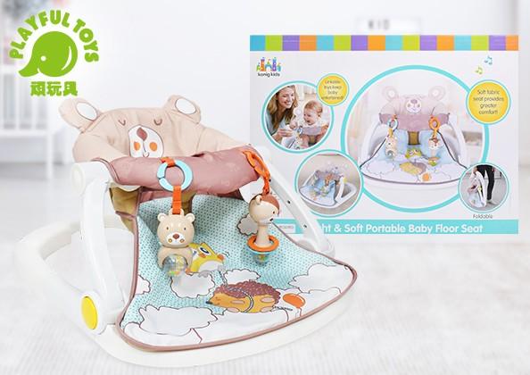 【福利品】嬰兒坐墊椅