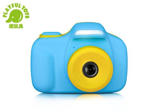 日本VisionKids HappiCAMU T3 3200萬像素兒童數位相機